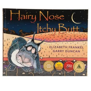 Book Hairy Nose web