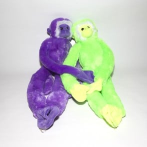 WR bright hanging monkeys