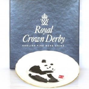 adelaide zoo royal crown derby collectors plate