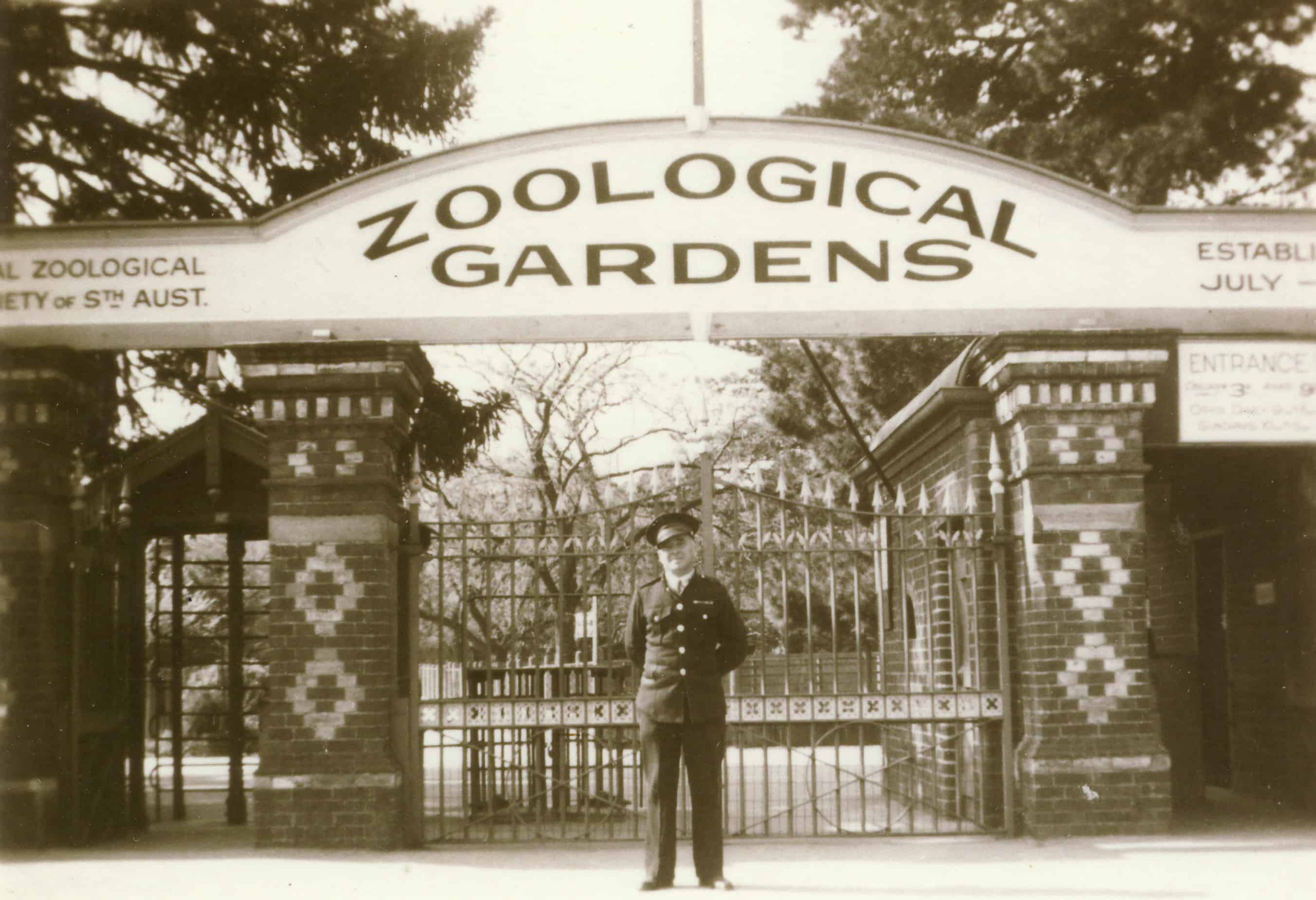 History zoos sa for Sa old house music