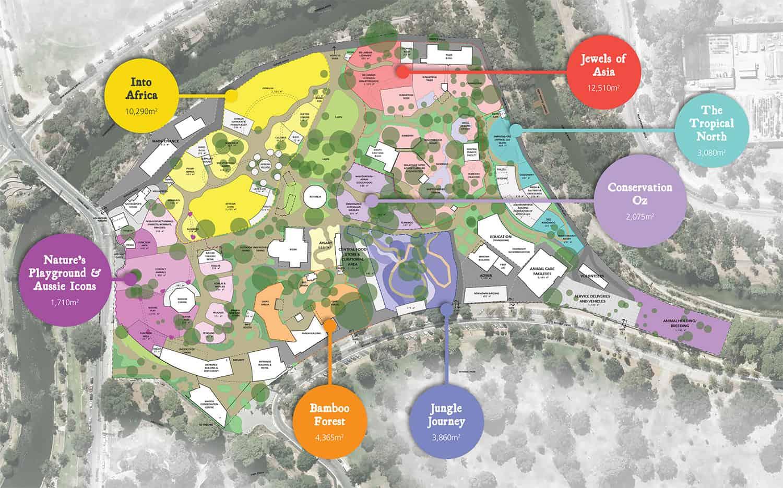 Zoos SA Master Plan Zoos SA