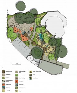 Adelaide Zoo Nature's Playground -  Master Plan Web