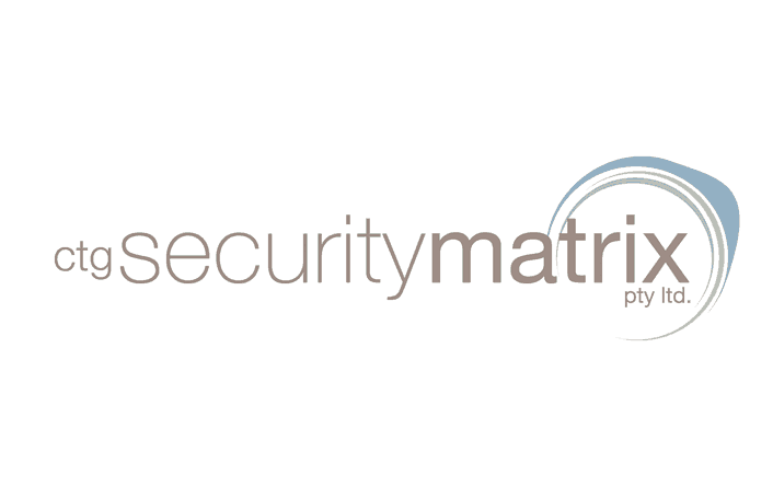 CTG Security Matrix