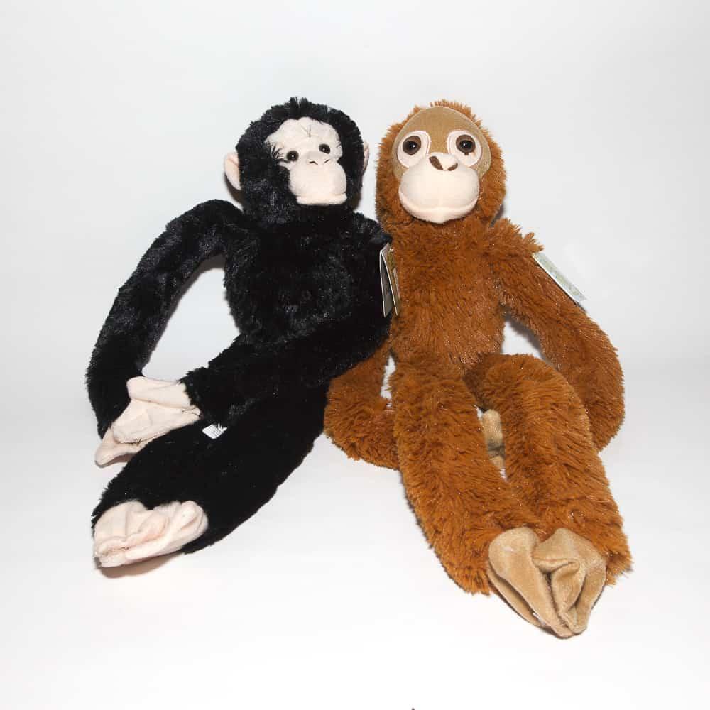 Wild Republic Hanging Monkey Plush Zoos Sa