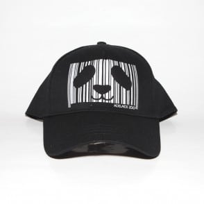 giant panda barcode hat