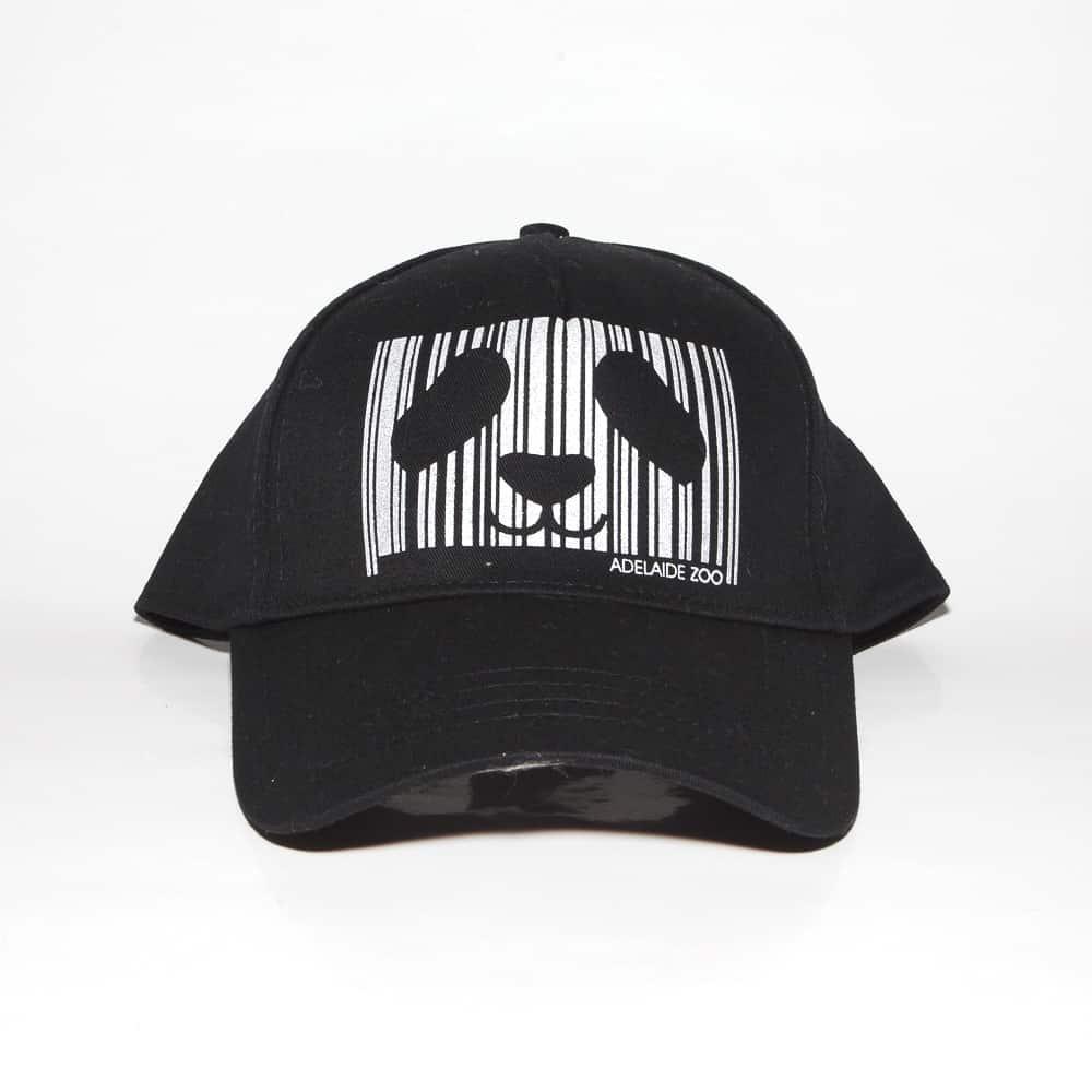 Giant Panda Barcode Cap - Zoos SA 7e989a25cdbf