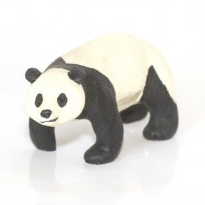 giant panda statuette