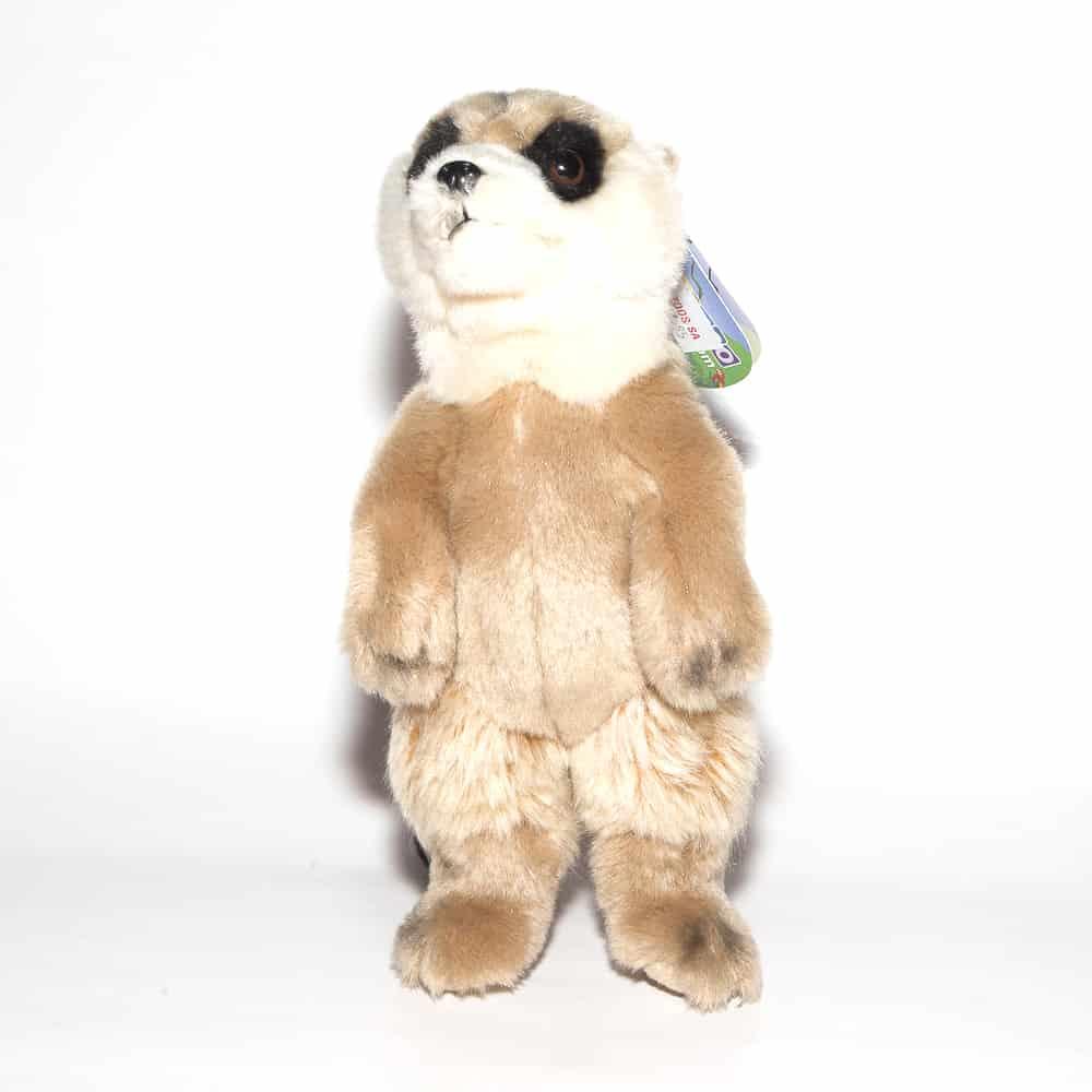 Meerkat Plush Toy - Zoos SA