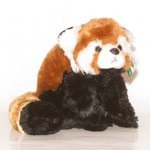 red panda soft toy 001