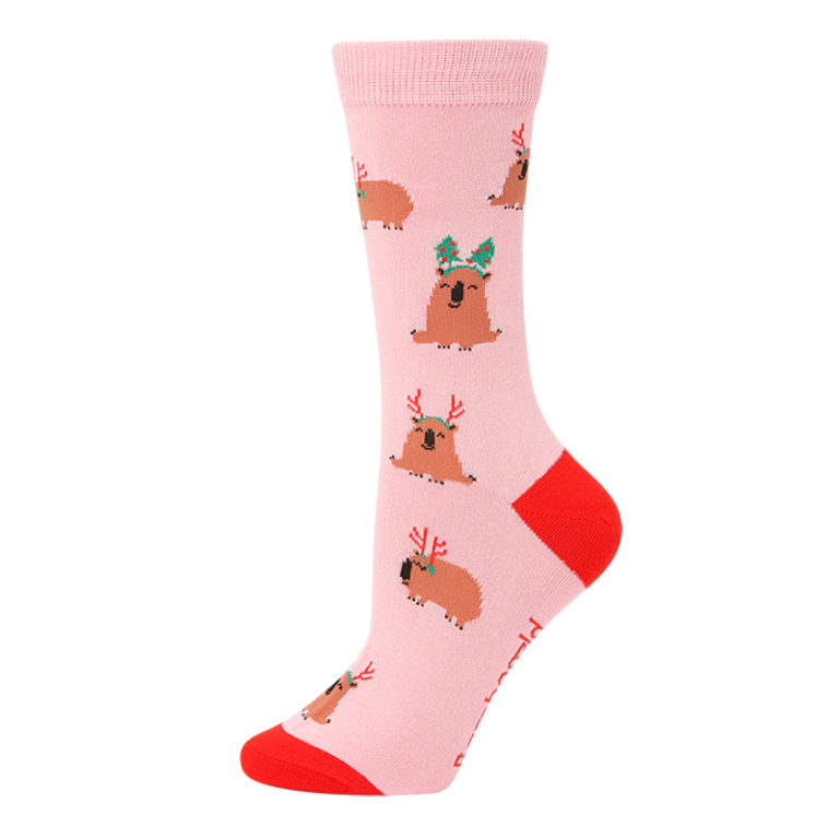 Womens Jolly Wombat bamboo socks