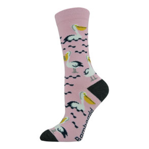 Womens Pelican bamboo socks